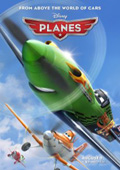 Planes dvd cover
