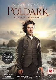 Poldark: Season 1 dvd cover