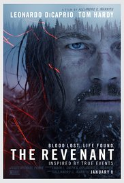 The Revenant dvd cover