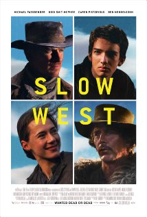 Slow West dvd cover