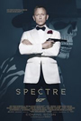 Spectre dvd cover
