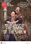 The Taming of the Shrew (2014) dvd cover
