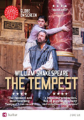The Tempest (2013) dvd cover