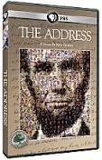 The Address dvd cover