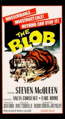 The Blob dvd cover