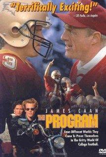 The Program dvd cover