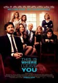 This Is Where I Leave You dvd cover