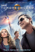 Tomorrowland dvd cover
