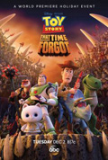 Toy Story That Time Forgot dvd cover