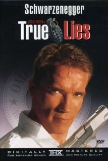 True Lies dvd cover