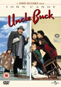Uncle Buck dvd cover
