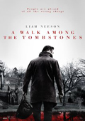 A Walk Among the Tombstones dvd cover