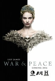 War & Peace: The Complete Miniseries dvd cover