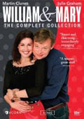 William and Mary: The Complete Collection dvd cover