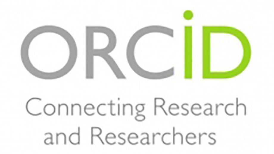 ORCID logo: Connecting Research and Researchers