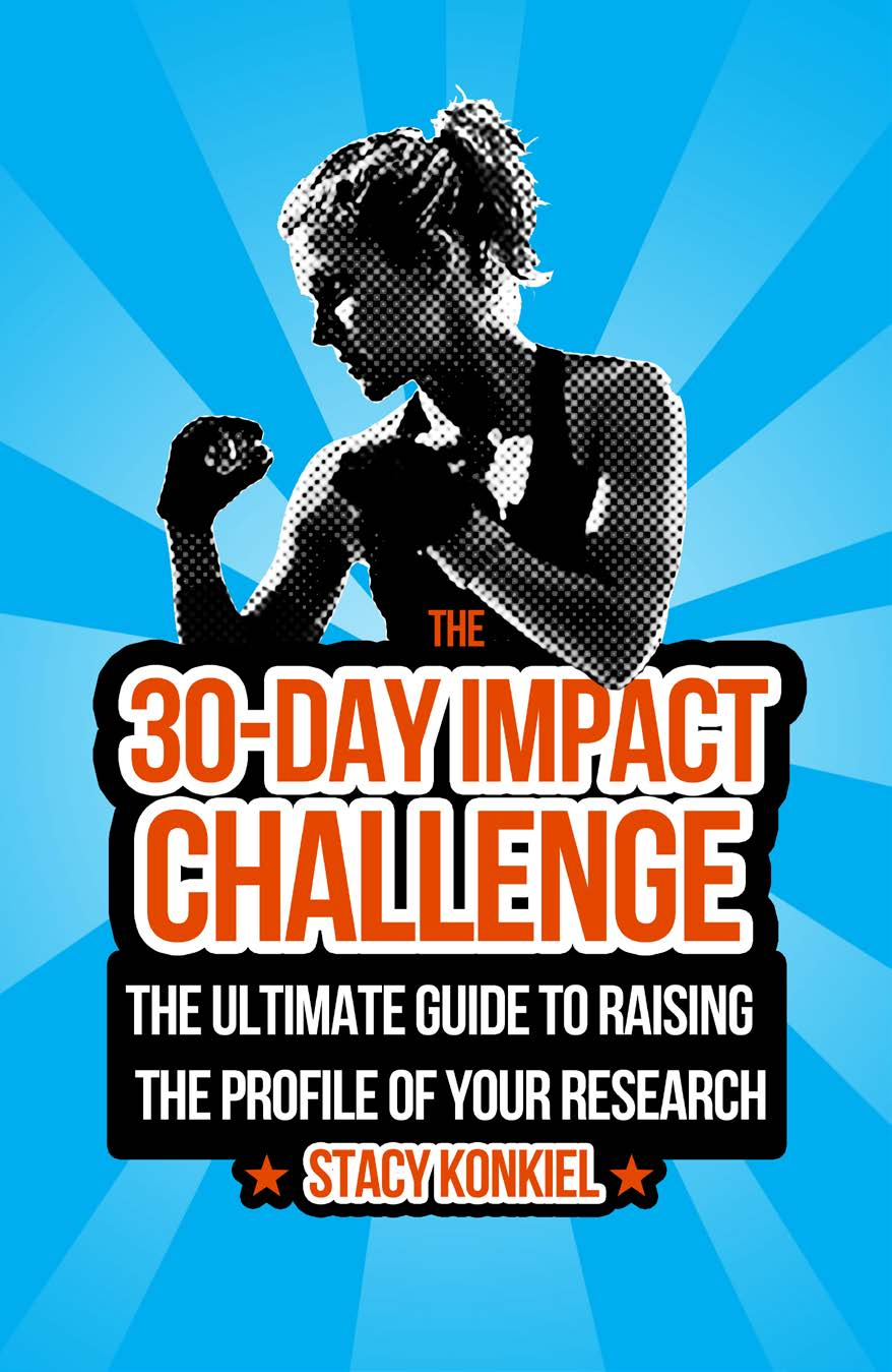 Image of The 30-Day Impact Challenge Book Cover