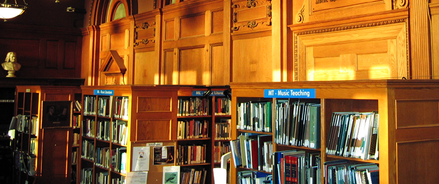 Conservatory Library