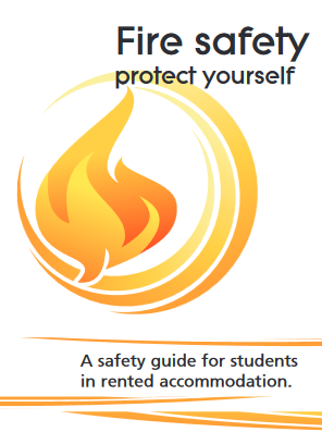 Fire Safety guide for students in rented accommodation