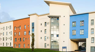 Photograph of Belmont University Residences University of Dundee