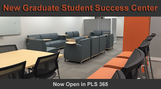 Picture of Graduate Success Center at Pollak Library