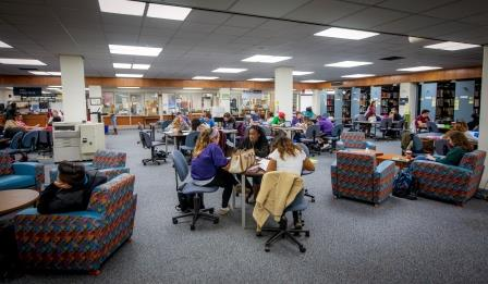 west chester university library