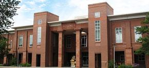 nau library building