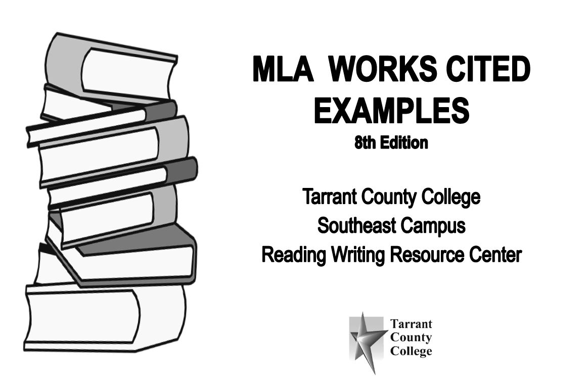 citations tcc se reading writing resource center research