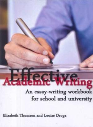 Answering essay prompts