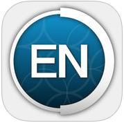 Endnote for iOS icon