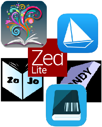 Icons for Zotero compatible apps