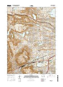 Topographic maps (topos) - Maps and Geospatial Information - Library ...
