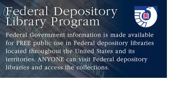 Federal Depository Library Program (FDLP) quote