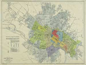 Maps Architectural History Richmond Research Guides at