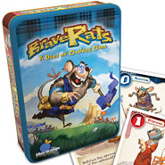 brave rats board game