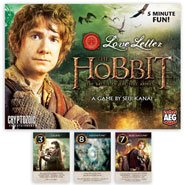 hobbit love letter board game
