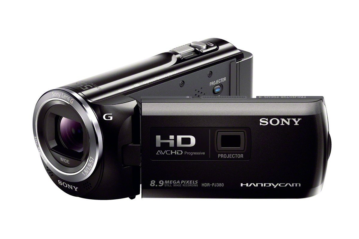 Sony HDR Videocamera