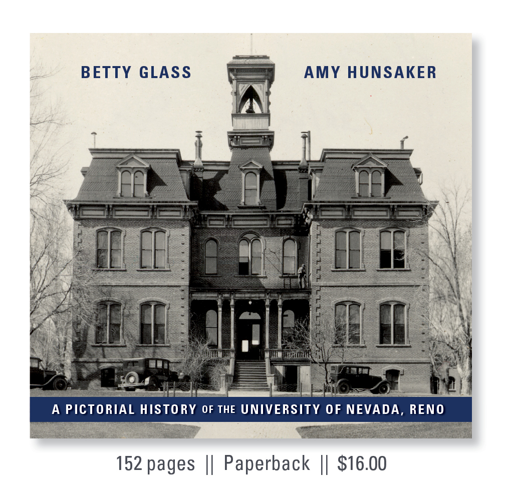 Book cover with photo of Morrill Hall