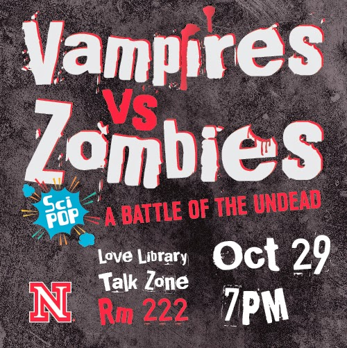 Vampires vs. Zombies A Battle of the Undead