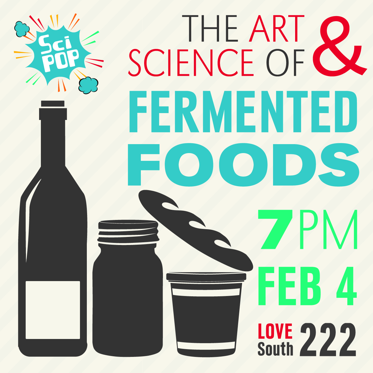 The Art & Science of Fermented Foods image