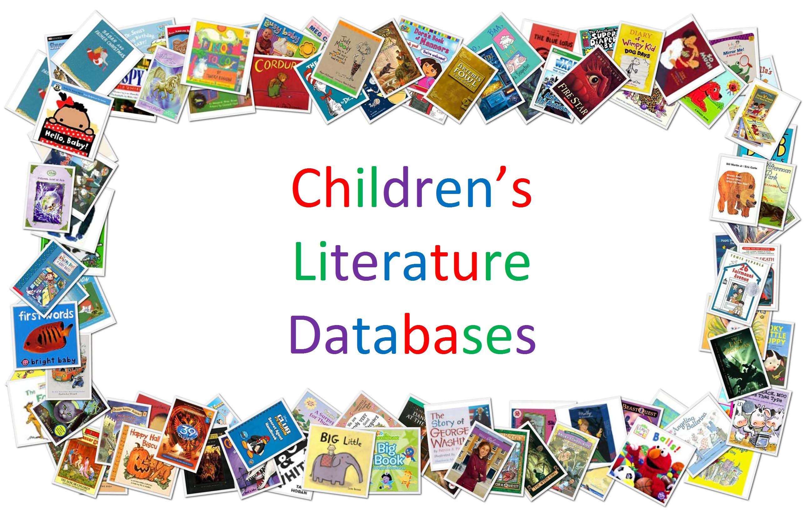 Title Page: Children's Literature Databases