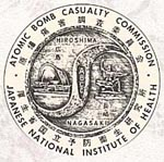 Atomic Bomb Casuality Commission logo