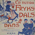 Cover of sheet music reading