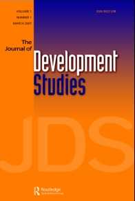 Image result for journal of development studies