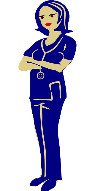 clipart of nurse