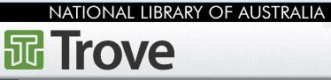 Logotipo do TROVE com link externo para exibir a página da Revista no indexador