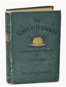 Book cover The Kentucky Housewife
