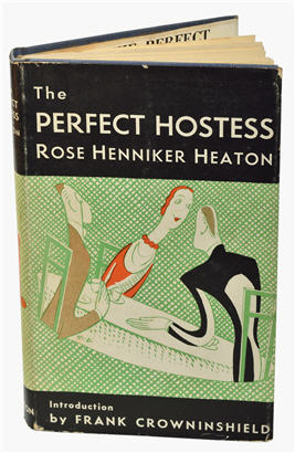 Book cover The Perfect Hostess