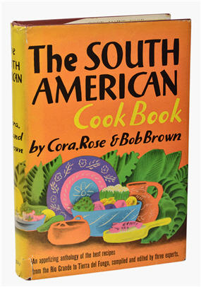 Book cover South American Cook Book