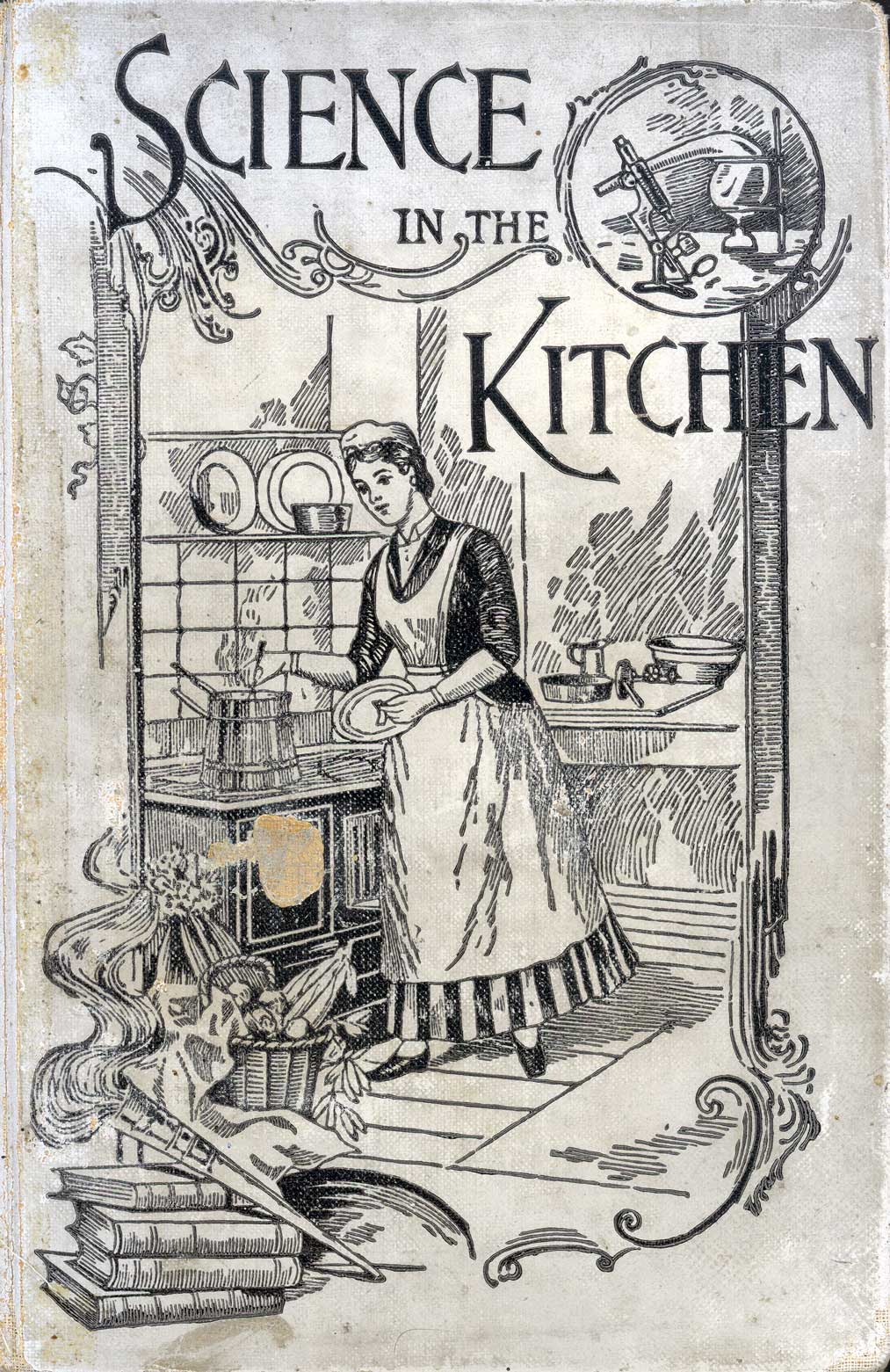 Book cover - Science in the Kitchen
