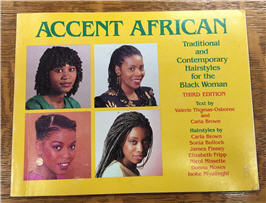 Book cover for Accent African